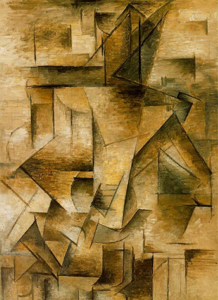 a comparison of picasso and einstein Impressionism started exploring form as light before max plank's quantum theory and einstein  the more of it they turned out, the more modern they were picasso,.